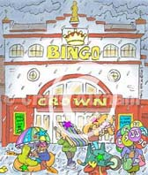 bingo cartoon